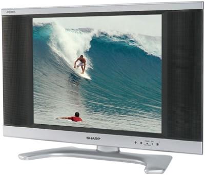LC-13B8US - 13` AQUOS ASV LCD TV - CLEARANCE