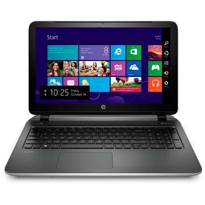Pavilion 15.6` 15-P220NR Notebook PC - 5th Gen Intel Core i5-5200U- OPEN BOX