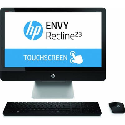 ENVY Recline 23` 23-k010 TouchSmart All-in-One PC - OPEN BOX