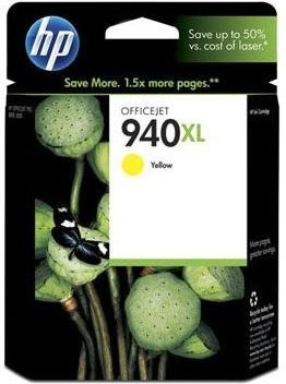 PS HP Officejet 940XL Yellow Ink Cartridge