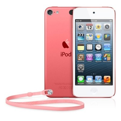 iPod Touch 16GB iOS 7 Pink (5th Generation) Newest Model
