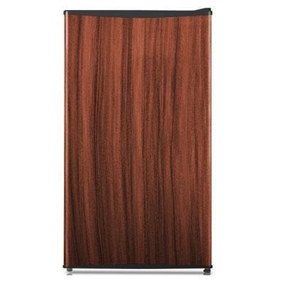 3.3 Cubic Feet Single Reversible Wood Door Refrigerator - WHS-121LWD1
