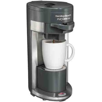 FlexBrew Single Serve Coffee Maker - Gray - 49963