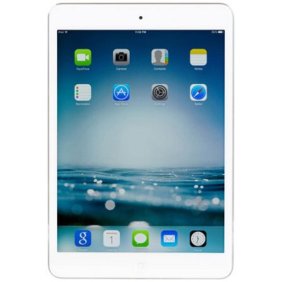 Apple iPad mini 2 with Retina Display ME279LL/A (16GB, Wi-Fi, Silver/White)