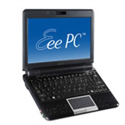 Eee PC 901 20G(solid state)  - Galaxy Black  (Linux operating system) - OPEN BOX