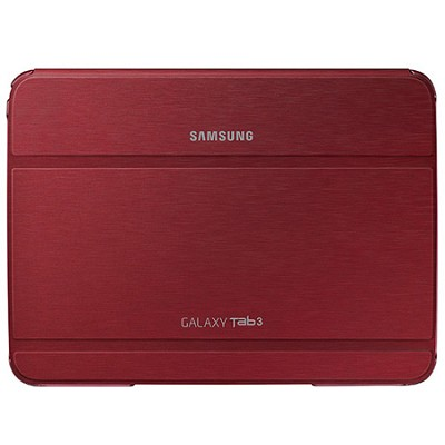 Galaxy Tab 3 10.1-inch Book Cover - Red