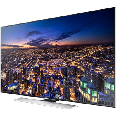 UN65HU8550 - 65 inch 4K 3D Smart Ultra HDTV Clear Motion Rate 1200 - OPEN BOX