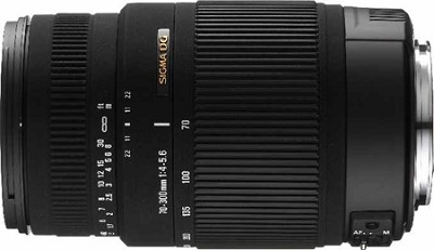 70-300mm F/4-5.6 DG OS SLD Super Multi-Layer Coated Telephoto Lens for Canon EOS