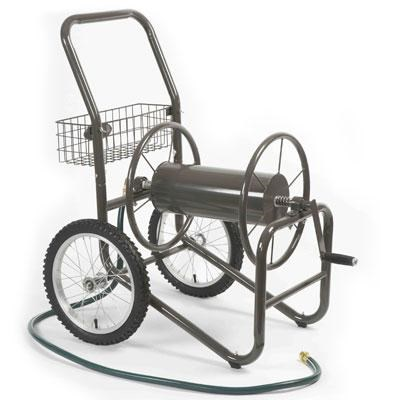2-Wheel Hose Cart in Bronze - 880-A