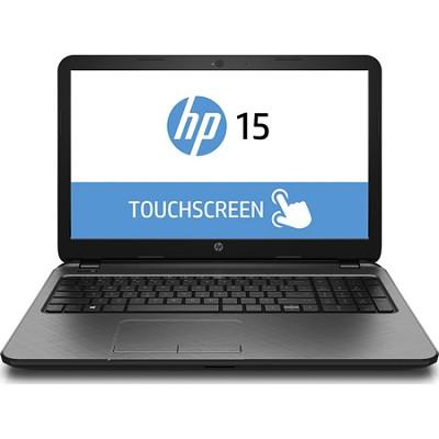 TouchSmart 15-r150nr 15.6` HD Notebook PC - Intel Core i3-4005U Processor