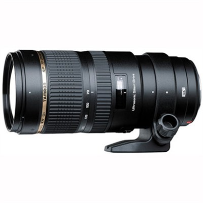 SP 70-200mm F/2.8 DI VC USD Telephoto Zoom Lens For Canon EOS - USA Warranty