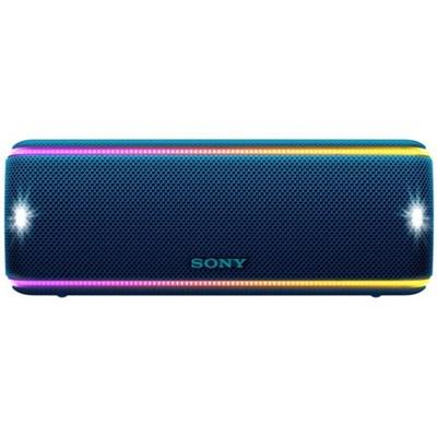 Portable Wireless Bluetooth Speaker - Blue - SRSXB31/LI