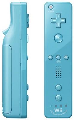 Wii Remote Plus { Blue - Newest Model }