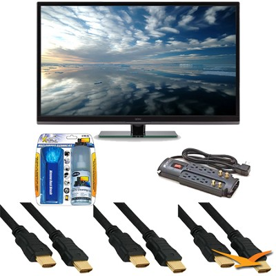 SE39UY04 39 Inch LED 4K 120hz Ultra HDTV Bundle