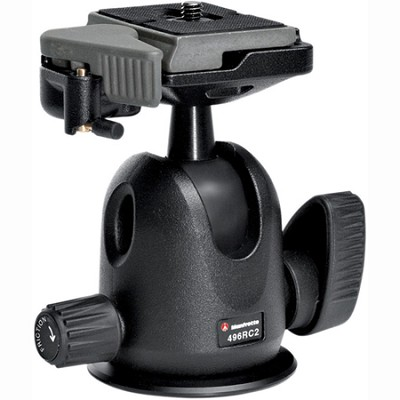 Compact Ball Head with RC2 (496RC2)