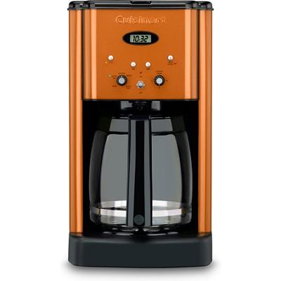 DCC-1200 Brew Central 12-Cup Coffeemaker Metallic Orange - Factory Refurbished