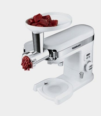 SM-MG Large Meat Grinder Stand Mixer Attachment