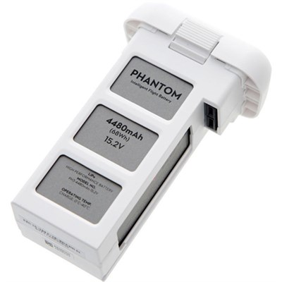 Phantom 3 Intelligent Flight Battery - 4480mah -  For the Phantom 3 - OPEN BOX