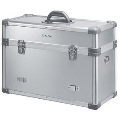 LCH-VX2000 Hard Carry Case - for DCR-VX2000 DV Camcorder
