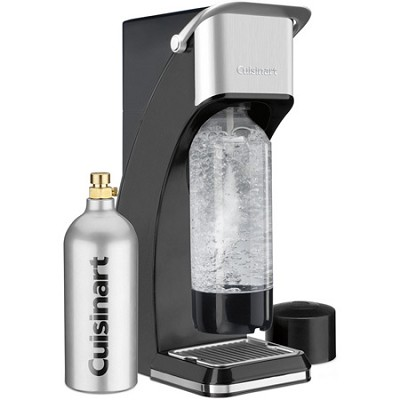 Sparkling Beverage Maker - Black