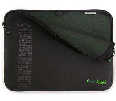 Eco-friendly Neogreene Sleeve - 15` for Mac (Black)