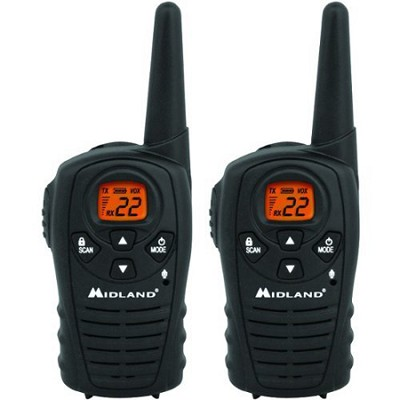 XT20 - 22-Channel GMRS Radio (2 Pack)