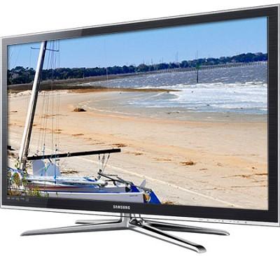 UN60C6800 60` 120Hz 1080p LED HDTV