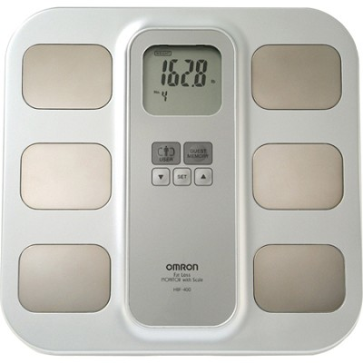 HBF-400 Body Fat Monitor and Scale