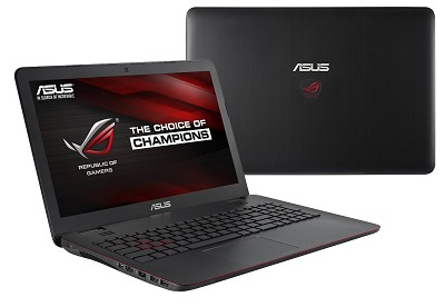 ROG GL551JW-DS74 15.6-Inch IPS FHD Intel Core i7 4720HQ Gaming Laptop