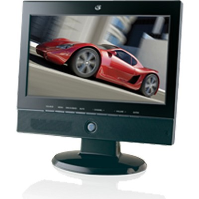 TD910B 9` TV with Built-in DVD Player