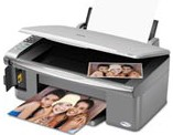 Stylus CX5000 All-In-One Printer, Copier, and Scanner
