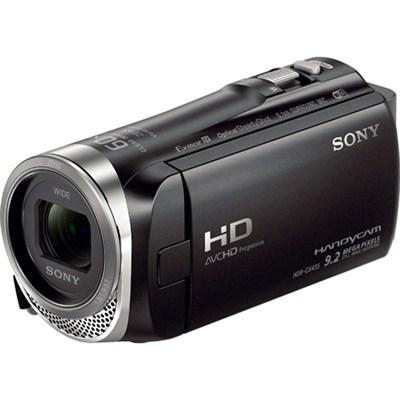 HDR-CX455/B Full HD Handycam Camcorder with Exmor R CMOS Sensor