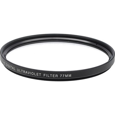 XT-UV-77 1-Piece 77mm Camera Lens Sky and UV Protective Filters