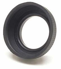 72MM Wide Angle Rubber Lens Hood