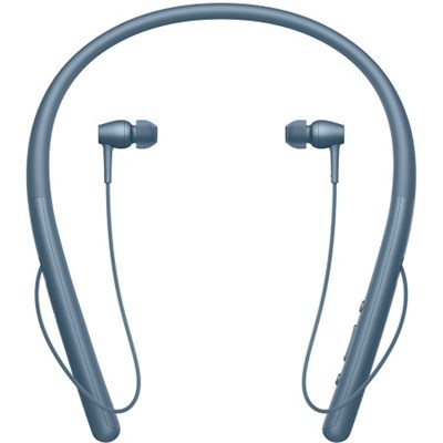 WIH700/L Hi-Res Wireless Bluetooth In Ear Headphones, Blue