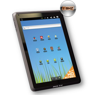 Arnova 9 G2 4 GB Internet Tablet with Android, 1GHz Processor, 9.7 inch Screen