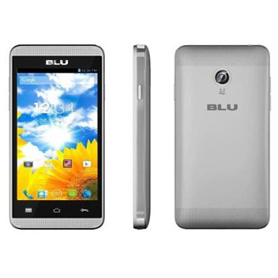 Dash Music 4.0 3G Android 4.2 Jelly Bean 4-Inch Unlocked Cell Phone (Silver)