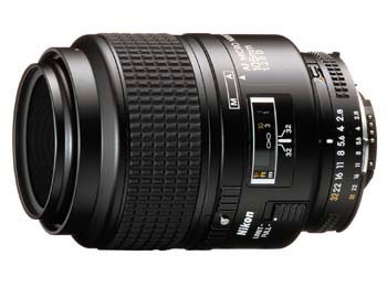 105mm F/2.8D AF Nikkor Lens, With Nikon 5-Year USA Warranty