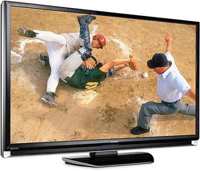 40XF550U - 40` REGZA  High-definition 1080p LCD TV w/ SNB