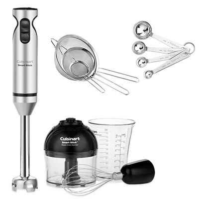 CSB-85FR - 2 Speed Smart Stick Hand Blender - Manufacturer Refurbished w/ Bundle