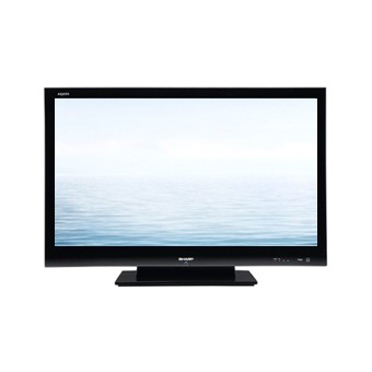 LC-40LE700UN - AQUOS 40 inch LED High-definition 1080p 120Hz TV - TORN BOX