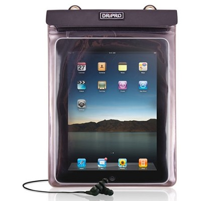Discovery underwater ipad case
