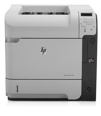 LaserJet Enterprise 600 M603n Workgroup Up to 62 ppm Monochrome Laser Printer