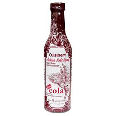 Zero Calorie Diet Soda Syrup, 375ml Bottle - Diet Cola