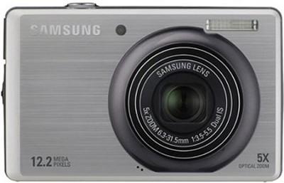SL620 12MP/ 5X OPT/ MPEG4 Movie/ 3.0` LCD Digital Camera (Gray)