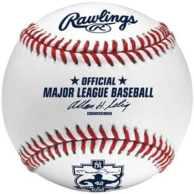 Official 2011 Mariano Rivera 602 Saves Commemorative Baseball