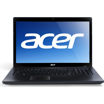 Aspire AS7250-0839 17.3` Notebook PC - AMD Dual-Core Processor E-450