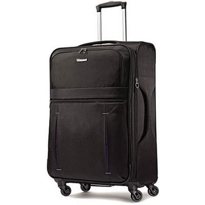 Savor Spinner 21 Exp. Suitcase - Licorice