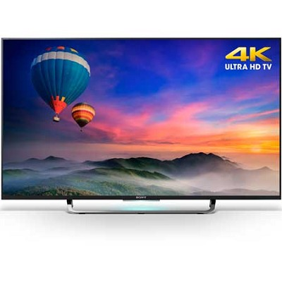 XBR-49X830C - 49-Inch 4K Ultra HD Smart Android LED HDTV