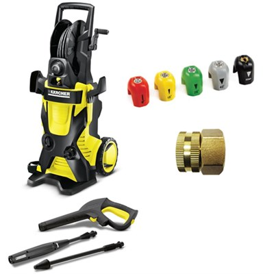 K4 Premium X-Series 1900 PSI Electric Pressure Washer Accessory Bundle